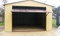 Bramy garażowe, bramy uchylne