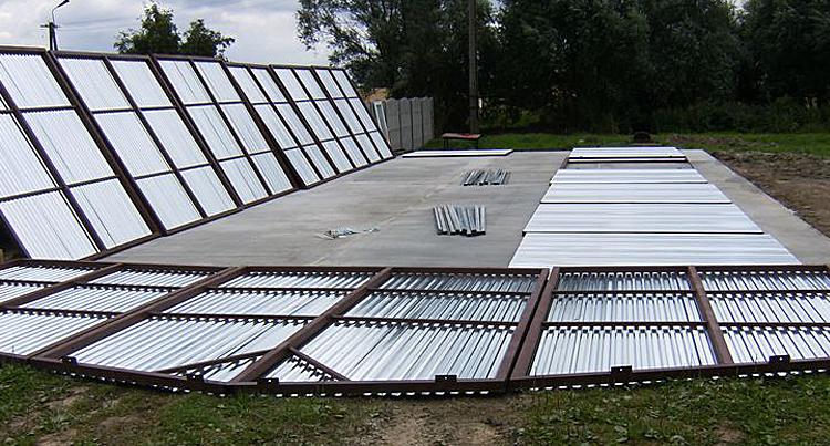 Budowa garażu blaszanego krok po kroku