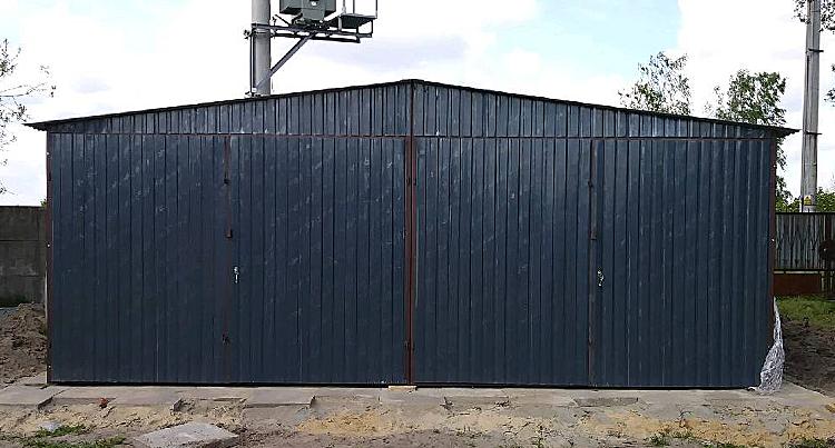 Ogromny Cennik garaży z blachy - woj. opolskie   garaże blaszane producent VY85